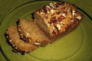 banana honey bread